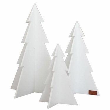 Felius Christmas Trees 3-pack wit