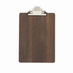 Ferm Living clipboard A4 donker eiken