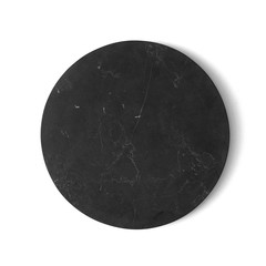 Menu blad voor Wire standaard zwart marmer