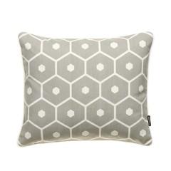 Pappelina cushion Honey warm grey