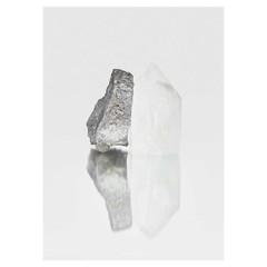 Kristina Dam Stone poster Quartz 50x70