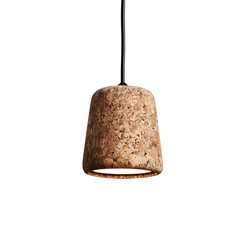 New Works hanglamp Material - Mixed Cork