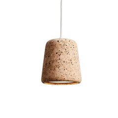 New Works hanglamp Material - Natural Cork