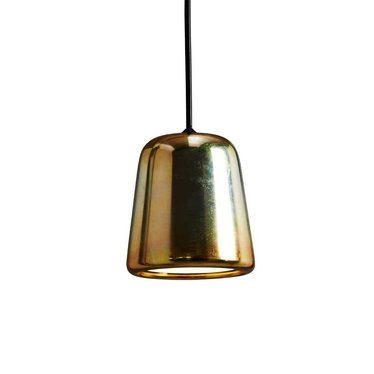 New Works hanglamp Material - Yellow Steel
