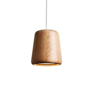 New Works hanglamp Material - Natural Oak
