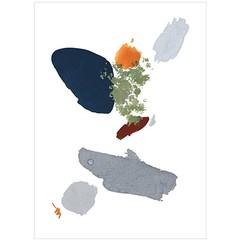 By Lassen poster Palette No3a A3