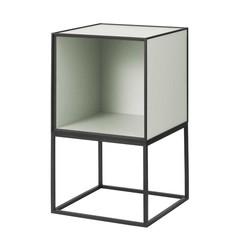 By Lassen Frame 35 open Sideboard - pale green