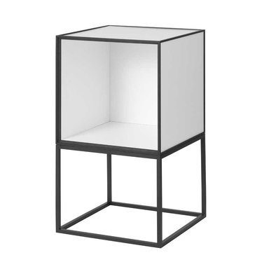 By Lassen Frame 35 open Sideboard - white