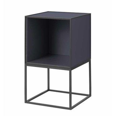 By Lassen Frame 35 open Sideboard - dark blue