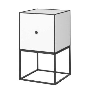 By Lassen Frame 35 Sideboard met deur - white