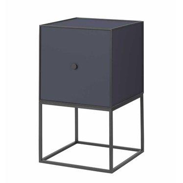 By Lassen Frame 35 Sideboard met deur - dark blue