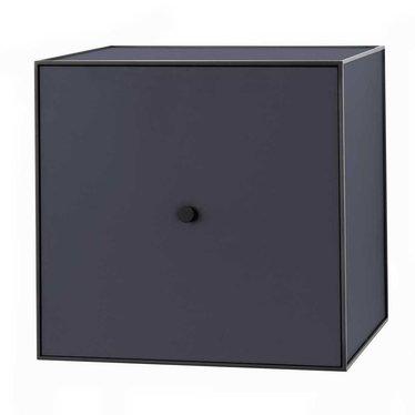By Lassen Frame 49 kast met deur - dark blue