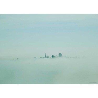 Vissevasse Poster California Dreaming - City in the Sky