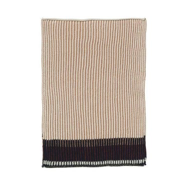 Ferm Living Hand / tea towel Akin - Rose