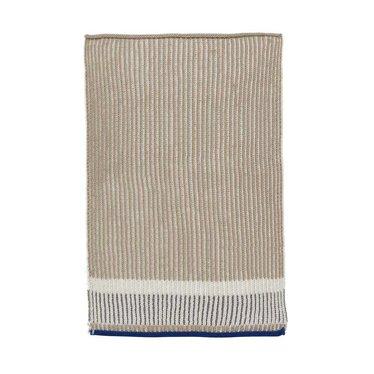 Ferm Living Hand / tea towel Akin - Beige