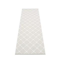 Pappelina narrow plastic rug Rex