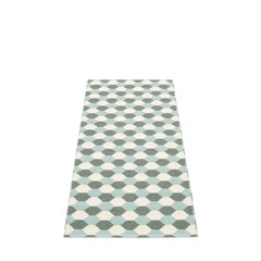 Pappelina narrow plastic rug Dana