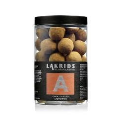 Lakrids by Johan Bülow Choc Coated Liquorice A - 150 g - Copy