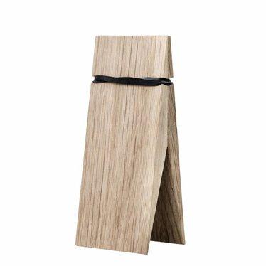 Moebe wall hanger Pinch oak