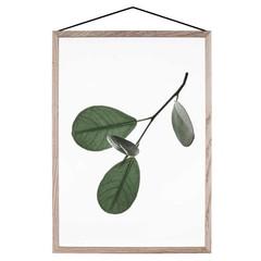 Moebe print Floating Leaves 05 (div maten)