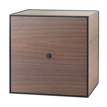 By Lassen Frame 49 kast met deur - smoked oak