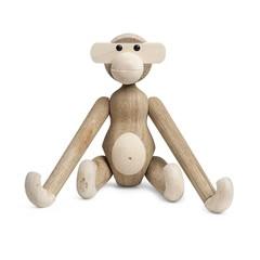 Kay Bojesen houten aapje Monkey small - oak-maple
