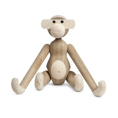 Kay Bojesen wooden Monkey small - oak-maple