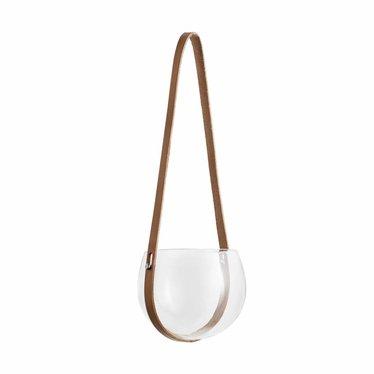 Holmegaard DWL glass hanging pot