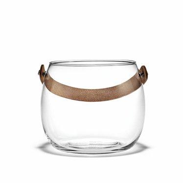 Holmegaard Design with Light glazen pot 12 cm