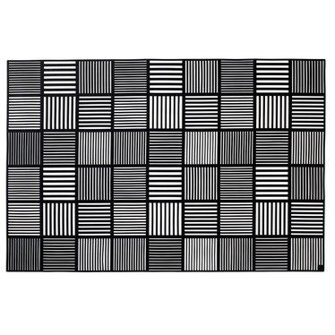 Rosendahl Placemat Nanna Ditzel zwart - set van 2