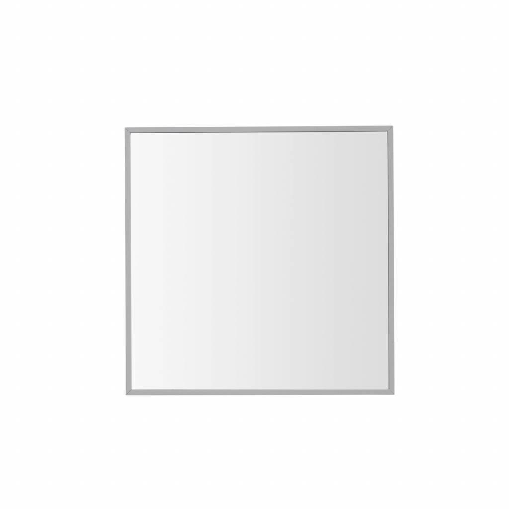 by lassen kleine grijze spiegel view koop je bij nordic. Black Bedroom Furniture Sets. Home Design Ideas