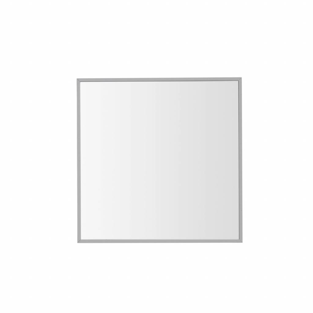 by lassen kleine grijze spiegel view koop je bij nordic blends nordic blends. Black Bedroom Furniture Sets. Home Design Ideas