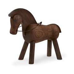 Kay Bojesen houten paard Horse - donker