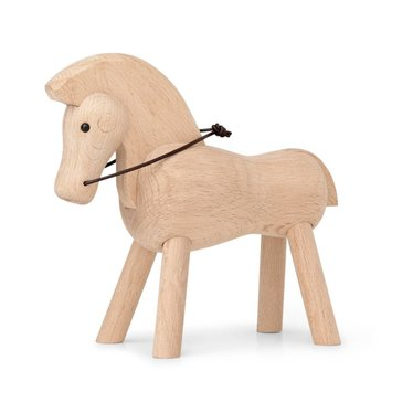 Kay Bojesen wooden Horse - light