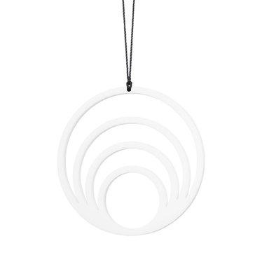 Felius Hanger Circle 4 in 1 2-pack white