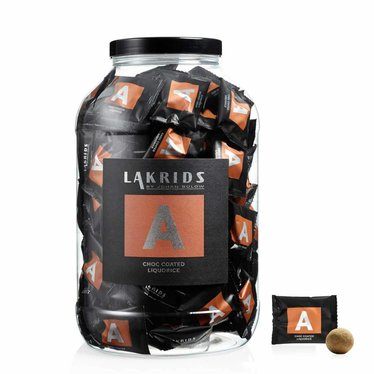 Lakrids by Johan Bülow Flow Pack Liquorice A - Choc Coated Liquorice