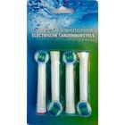 Opzetborstels voor elektrische tandenborstel
