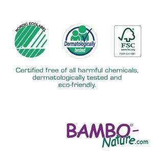 Bambo Nature Bambo Luiers junior 5 voor kindjes van 12 tot 22 kg
