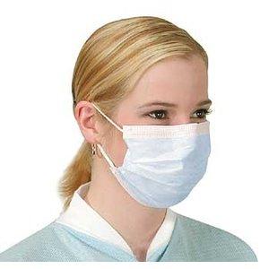 Medicom Mondmaskers (50 stuks) met oorelastiek - blauw