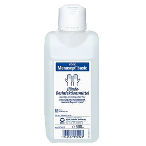 Manusept Basic Handdesinfectiemiddel (500 ml)