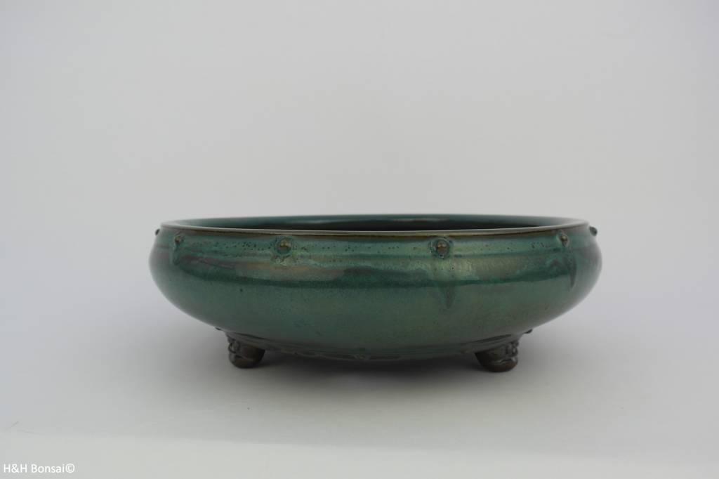 Tokoname, Bonsai Pot, no. T016001