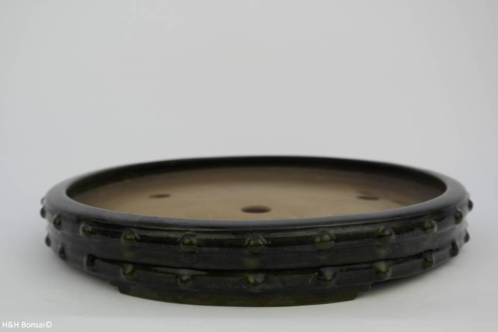 Tokoname, Bonsai Pot, no. T016002