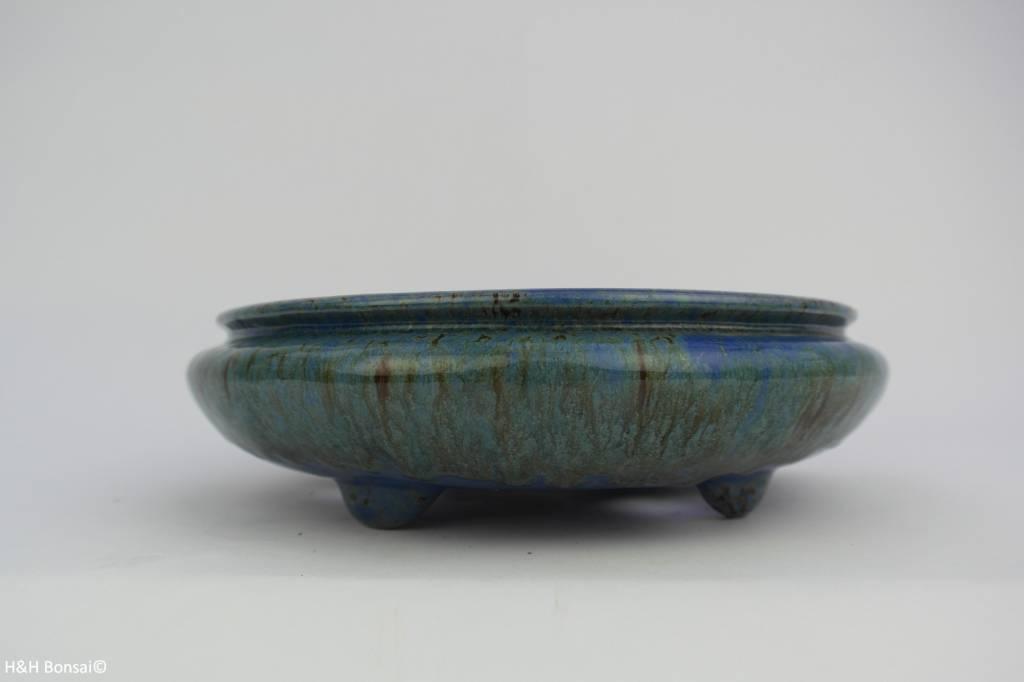 Tokoname, Bonsai Pot, no. T016007