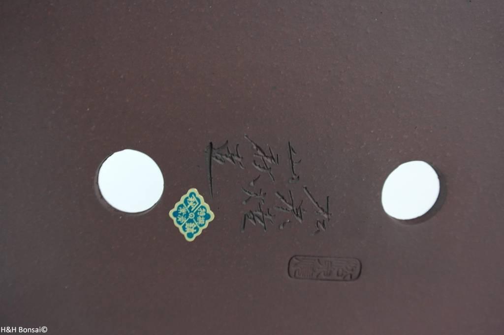 Tokoname, Bonsai Schale, nr. T0160243