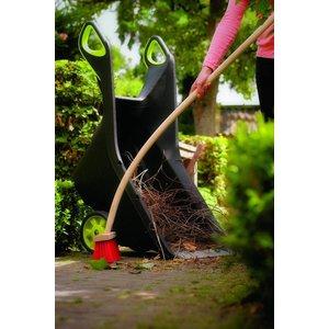 Streuding Ergo bezem, Straatbezem met ergonomische steel van 170 cm