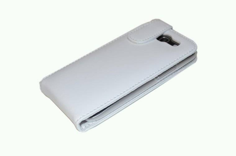 Samsung galaxy s3 samsung galaxy s3 klaphoesje lederen businesscase wit telefoonhoesjes paradise - Wit lederen bed ...