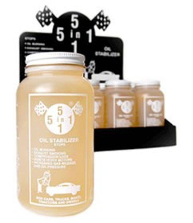 5in1 Oil stabilizer