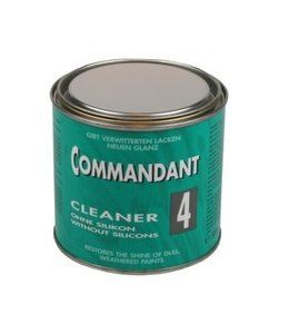 Commandant Cleaner nr. 4 blik 0.5 KG