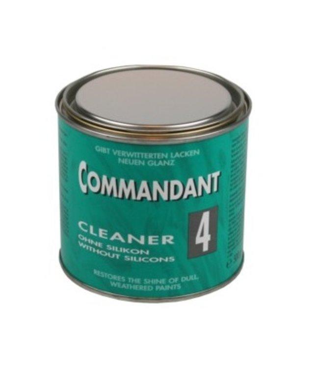 Commandant Cleaner nr. 4 blik 0.5 KG