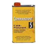 Commandant Car polish nr. 5